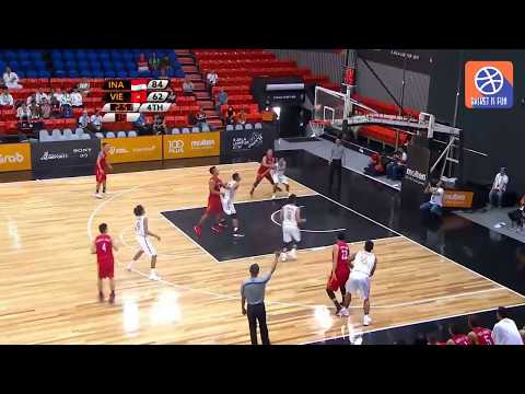 Download Video Full Game Highlight Basket Putra Sea Games 2017 Indonesia Vs Vietnam