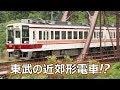 東武鉄道(野岩鉄道・会津鉄道) 6050系電車