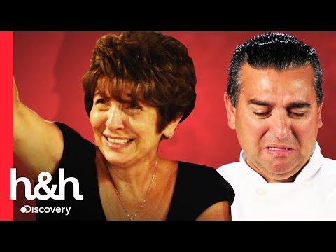 ¡Adiós, mamá! | Cake Boss | Discovery H&H
