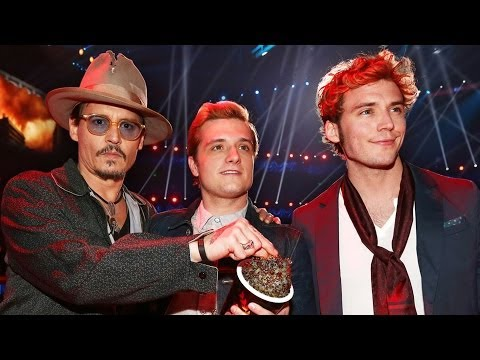 Awards - MTV Movie Awards 2014 Top 10 Moments. Hunger Games Catching Fire, Jared Leto Coachella Rides, Paul Walker Tribute and Rihanna Eminem Monster Duet. ▻ http://b...