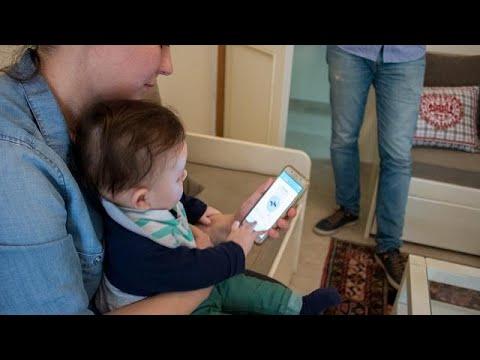 Η ελληνική εφαρμογή που μεταφράζει το κλάμα του μωρού