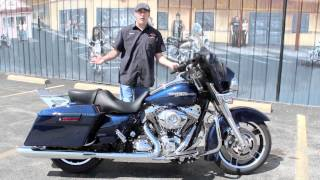 6. Pre-Owned 2012 Harley-Davidson Street Glide