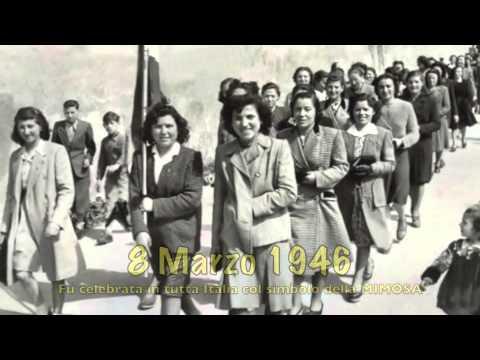 giornata della donna, tra storia e mito