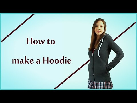 Video DIY Hoodie with Hidden Pockets | Sew & Wear ep. 5 download in MP3, 3GP, MP4, WEBM, AVI, FLV January 2017