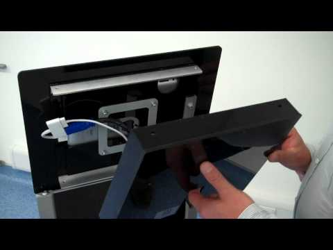 Oracle 015_10016 Floor Standing iPad Kiosk Assembly Instructions