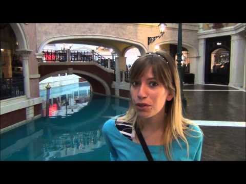 Visiting the Venetian Macao Hotel & Casino