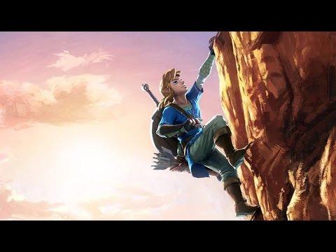 The Legend Of Zelda : Breath of the Wild - exploration du monde