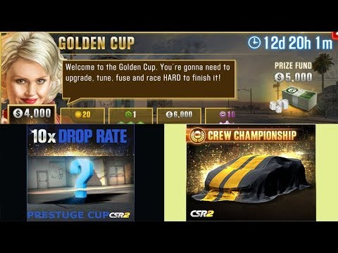 Download CHANGES TO PRESTIGE CUP, NEXT SEASON PRIZE, GOLDEN CUP   SEASON 42   CSR RACING 2 HD Mp4 3GP Video and MP3