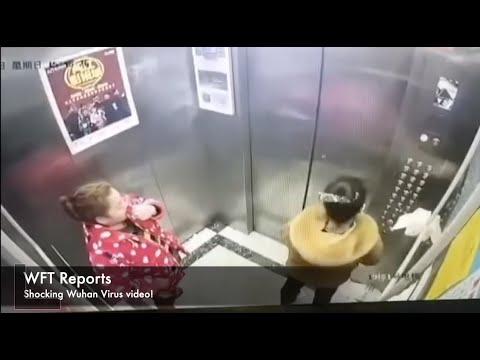 Chinka rozsiewa wirusa