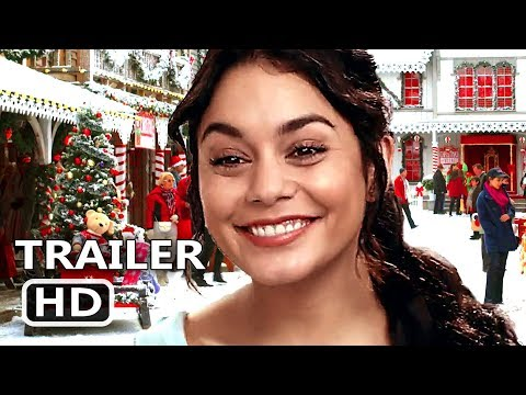 THE PRINCESS SWITCH Official Trailer International (2018) Vanessa Hudgens, Christmas Movie HD