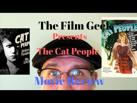 Cat People 1942 Movie Review