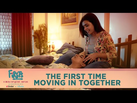 Dice Media | Firsts Season 3 | Web Series | Part 1 | The First Time Moving In Together