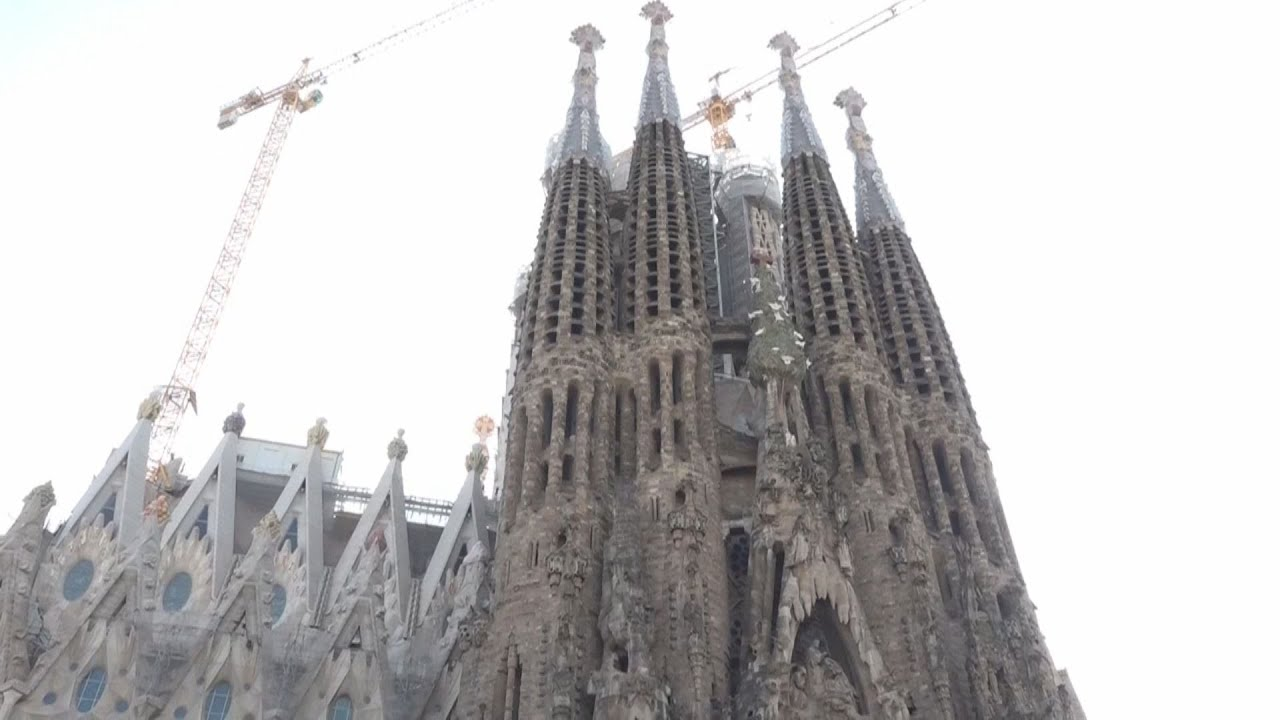 Iσπανία: Η Sagrada Familia δεν θα μπορέσει  να ολοκληρωθεί το 2026 λόγω του κορονοϊού