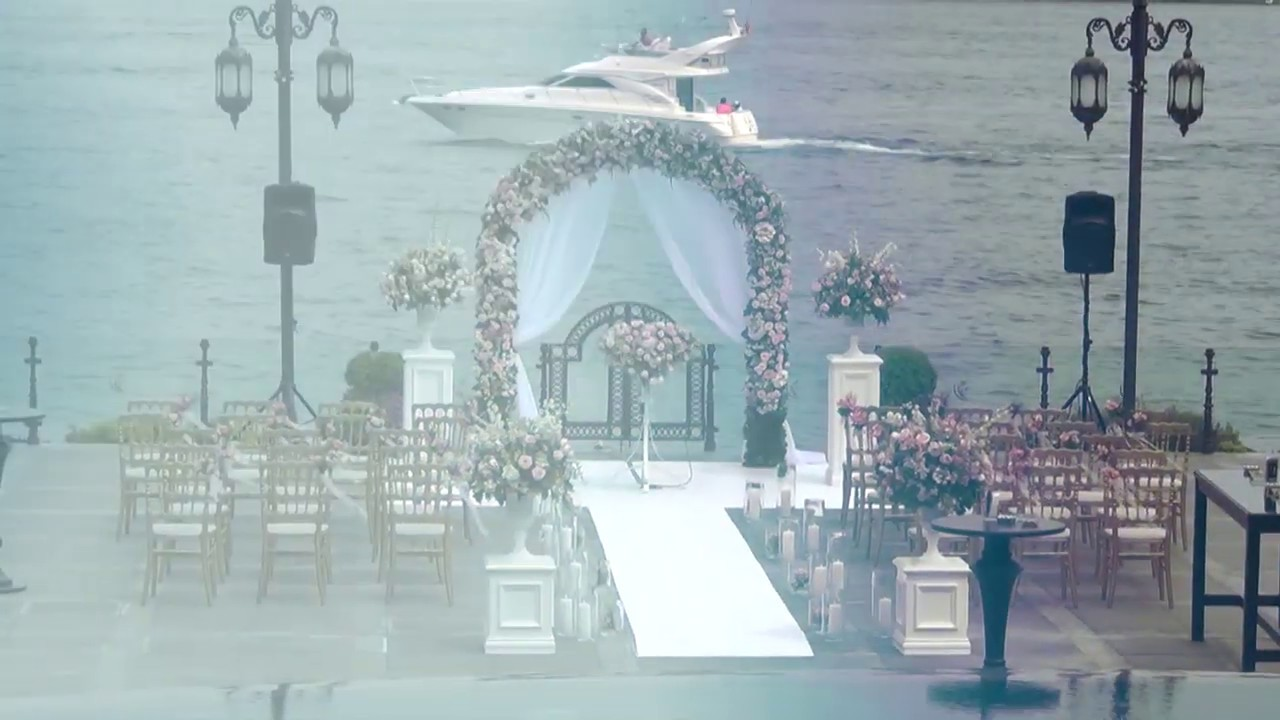 Hotel Les Ottomans - Jasmina Elvedin Wedding film - Desida Events