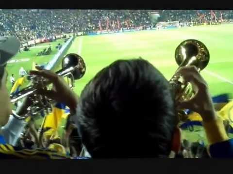 Video - La Murga de Tigres desde la tribuna // Tigres vs atlas 1 - 0 (1era parte) - Libres y Lokos - Tigres - México