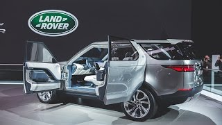 Nonton The All New Land Rover Discovery 2015   2016   Review Outside   Inside Film Subtitle Indonesia Streaming Movie Download