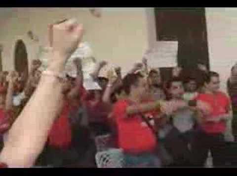 Marcha de sordos Venezuela