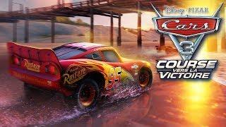 Gameplay / Let's Play sur Cars 3 : Course vers la victoire en français (FR)! Pensez à vous abonner...