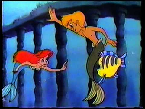 little mermaid -