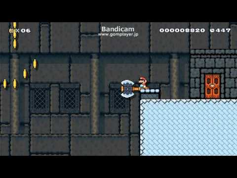 Watch the Hardest Super Mario Maker Level by Japanese