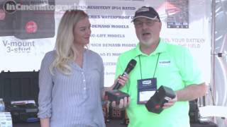 Video InCinematographer At Cinegear 2017 - BLUESHAPE USA MP3, 3GP, MP4, WEBM, AVI, FLV Juli 2018