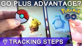 DOES POKÉMON GO PLUS TRACK DISTANCE BETTER THAN THE APP ALONE? by Trainer Tips