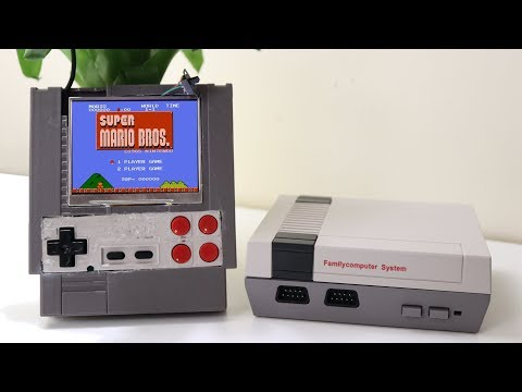 Portable NES Classic Edition! | Part 1 of 2