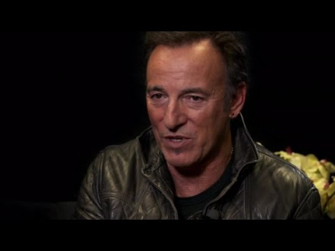 Springsteen on Alzheimer's: 'I've seen it""