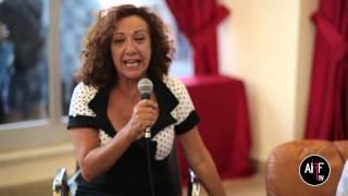 """Download Lagu AIFFtv 2014 - Maribel Ripoll e Selu Nieto de """"Il Segreto"""" Mp3"""