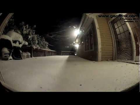 GOPRO snö-timelapse