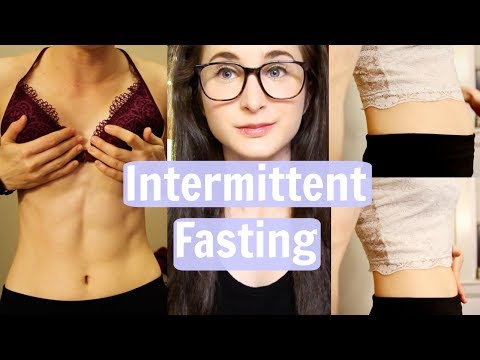 I Tried Intermittent Fasting For 2 Weeks || A Missfitandnerdy Experiment