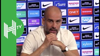 Video Pep Guardiola: De Bruyne will miss Manchester Derby MP3, 3GP, MP4, WEBM, AVI, FLV April 2019
