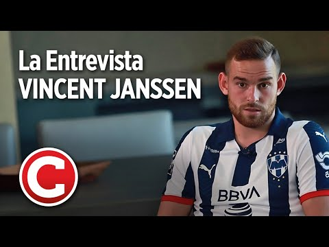 #Rayados #VicentJanssen