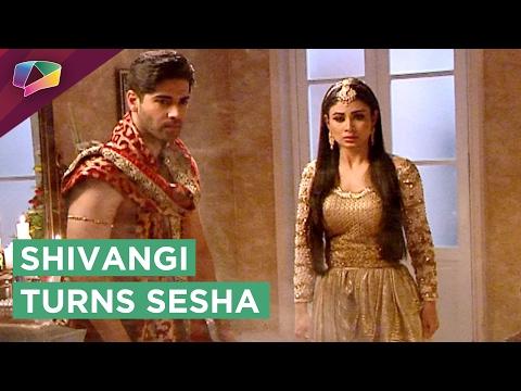 Shivangi turns Sesha to kill Manav? | Naagin 2 |