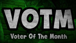 """""""Viewer of the Month"""" - Win Awesome Stuff!"""