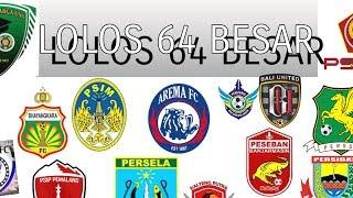 Video PIALA INDONESIA 2018 - Hasil Lengkap Babak 128 Besar Zona 1 sampai Zona 16 MP3, 3GP, MP4, WEBM, AVI, FLV Desember 2018