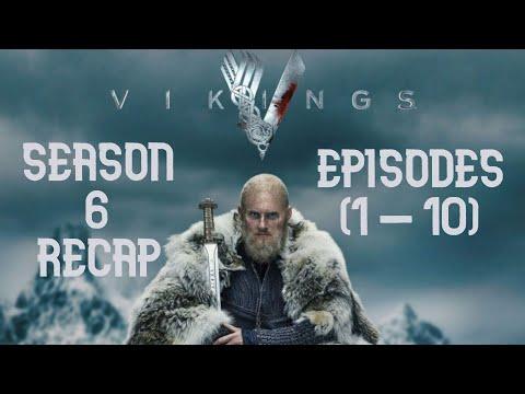 Vikings Season 6 Recap (Episodes 1-10)