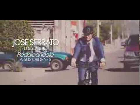 Hoy puede ser un gran día y mañana también; José Serrato