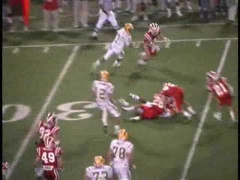 Roman Sapolu High School Highlights video.
