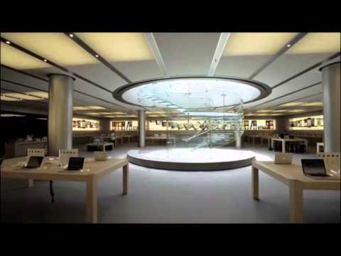  Internal Apple Retail Stores Video