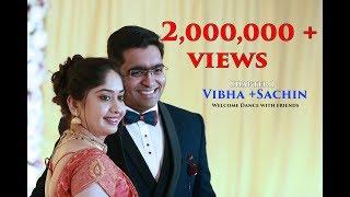 Video Karnataka's best wedding entry dance from best friends to Vibha + Sachin Part 1 MP3, 3GP, MP4, WEBM, AVI, FLV Mei 2019