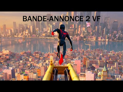 Spider-Man : New Generation - Bande Annonce 2 VF