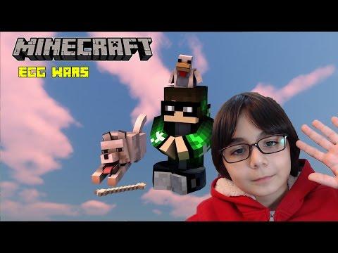 DEFANSA GİTME - Minecraft Egg Wars - BKT
