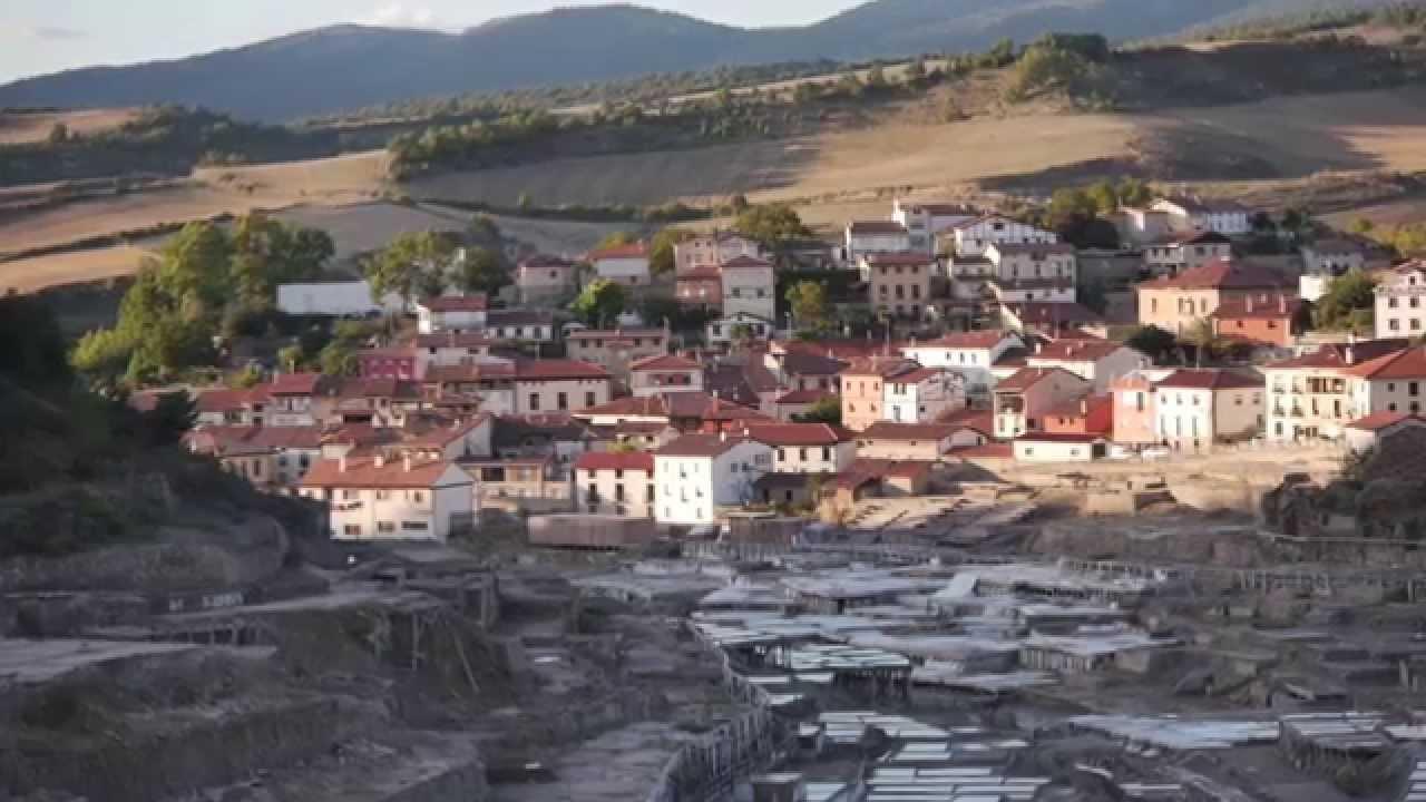 EVASIÓN TV: Media Maratón de Montaña Valle Salado de Añana 2014