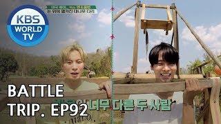 Video Battle Trip | 배틀트립 – Ep.92: Hongbin & N's trip to Pai, Thailand! [ENG/THA/2018.06.03] MP3, 3GP, MP4, WEBM, AVI, FLV Juli 2018