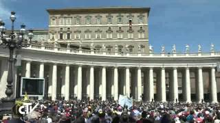 Pope: The evil one can do nothing if we do not open our soul