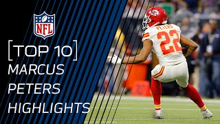 Top 10 Marcus Peters Plays of 2015 | #TopTenTuesdays | NFL by NFL