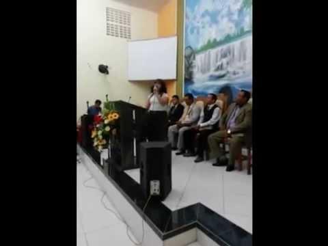 Culto na Igreja Assembléia de Deus em Roteiro