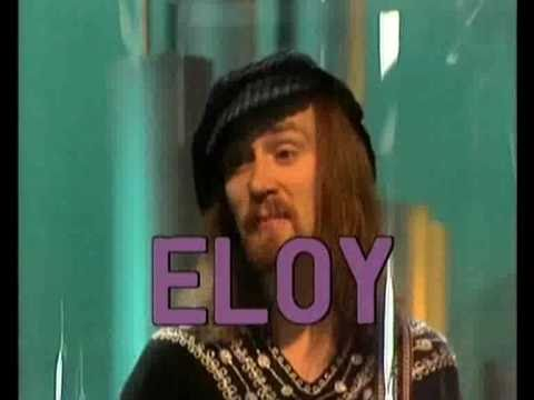 Eloy - The Midnight Fight (1977) online metal music video by ELOY