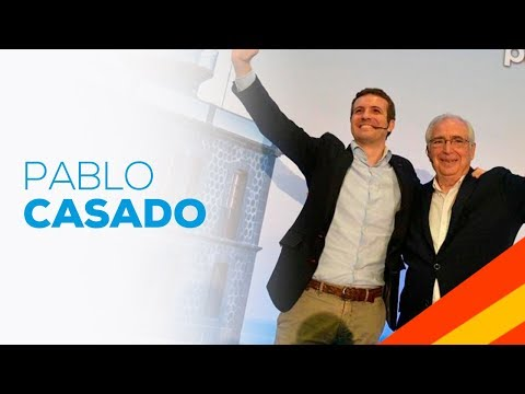 Pablo Casado interviene en un acto con afiliados d...